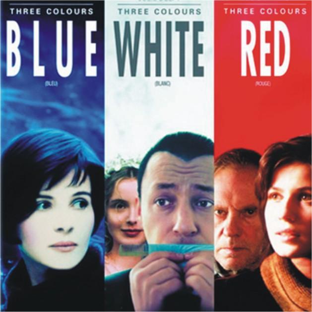 Фильм три цвета